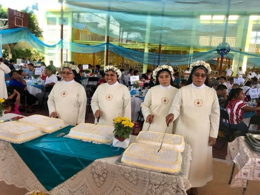 Profession of Perpetual Vows – June 2018